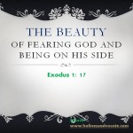 The Beauty of Being on the Lord's side