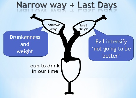 narrow way and last days combination2
