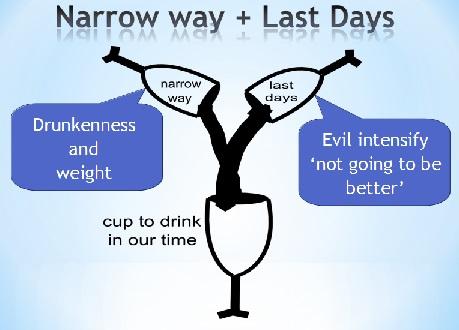 narrow way and last days combination2