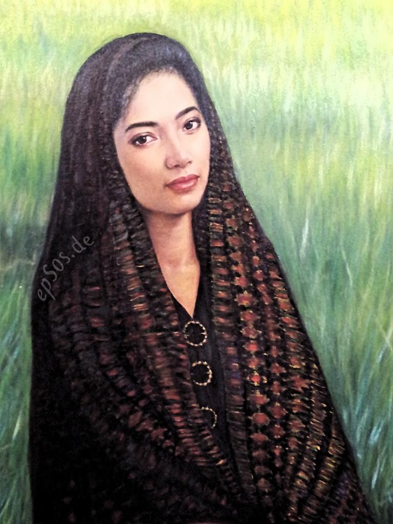 Beautiful Muslim Woman from Malaysia